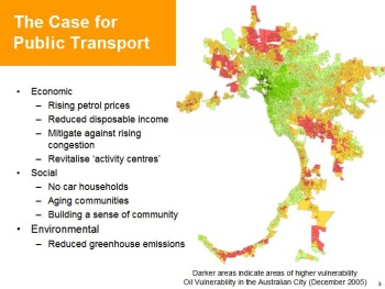 The Case for Public Transport